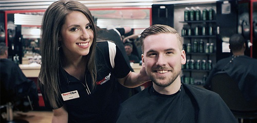 Sport Clips Haircuts of Arlington Heights Town Square ​ stylist hair cut